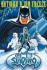 Batman And Mr Freeze SubZero(1998)