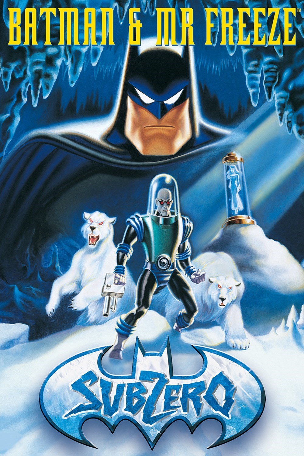 image Batman & Mr. Freeze: SubZero (1998) (V) Watch Full Movie Free Online