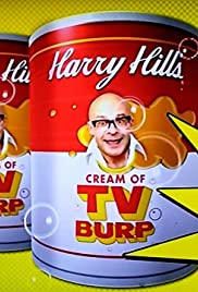 Harry Hill's Cream of TV Burp Poster