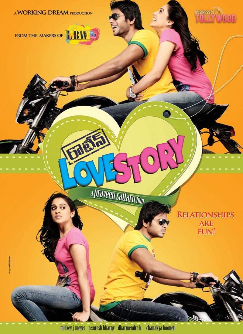 Routine Love Story aka Ajab Prem Kahani 2017 Hindi Dubbed