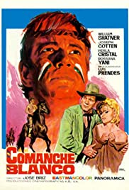 White Comanche (1968) Poster - Movie Forum, Cast, Reviews