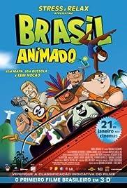 Brasil Animado Poster