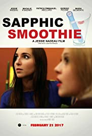 Sapphic Smoothie Poster