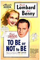 To Be or Not to Be (1942) Poster