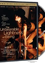 Emotional History: The Making of 'The Unbearable Lightness of Being' Poster
