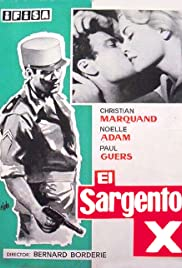Sergeant X of the Foreign Legion Poster