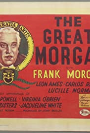 The Great Morgan (1946) Poster - Movie Forum, Cast, Reviews