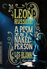 A Poem Is a Naked Person (1974) Poster - Movie Forum, Cast, Reviews