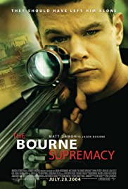 The Bourne Supremacy (English)