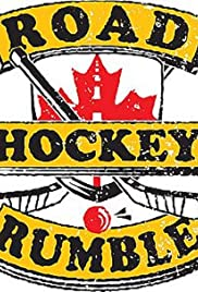 Road Hockey Rumble Poster