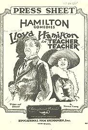 Teacher, Teacher Poster