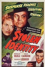 Stolen Identity Poster