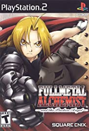 Fullmetal Alchemist and the Broken Angel Poster