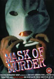 Mask of Murder Poster