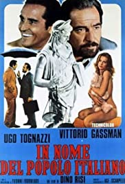 In the Name of the Italian People Poster