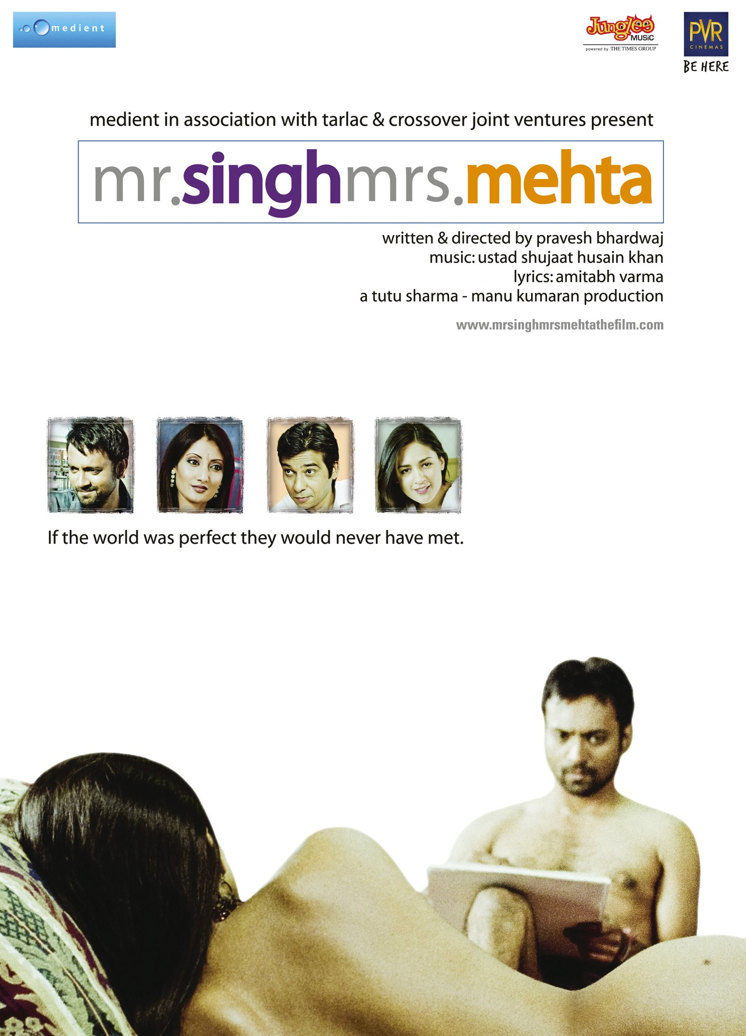 image Mr. Singh/Mrs. Mehta Watch Full Movie Free Online