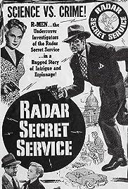 Radar Secret Service(1950) Poster - Movie Forum, Cast, Reviews
