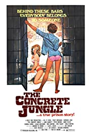The Concrete Jungle (1982) Poster - Movie Forum, Cast, Reviews