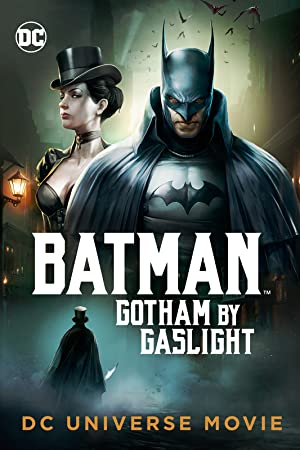 Batman Goham by Gaslight (2018) BluRay 10Bit 1080p H265 d3g