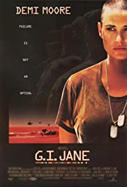 G.I. Jane (1997) Poster - Movie Forum, Cast, Reviews