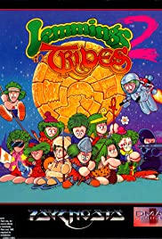 Lemmings 2: The Tribes Poster