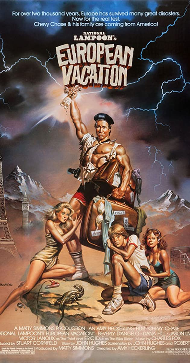 National Lampoon S European Vacation 1985 Imdb
