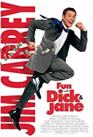 Fun with Dick and Jane 2005 BluRay 480p 275MB Dual Audio ( Hindi – English ) MKV