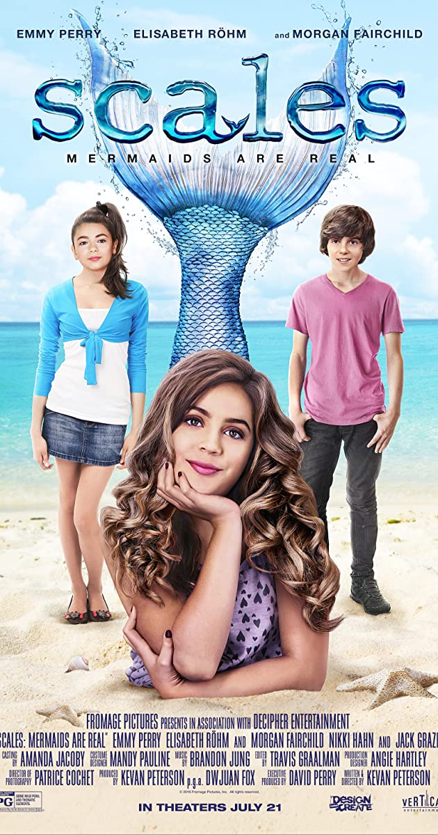 Scales: Mermaids Are Real (2017) - IMDb