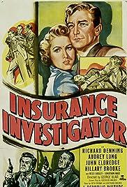 Insurance Investigator Poster