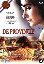 De provincie Poster