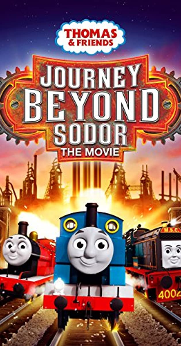 Thomas & Friends Journey Beyond Sodor online