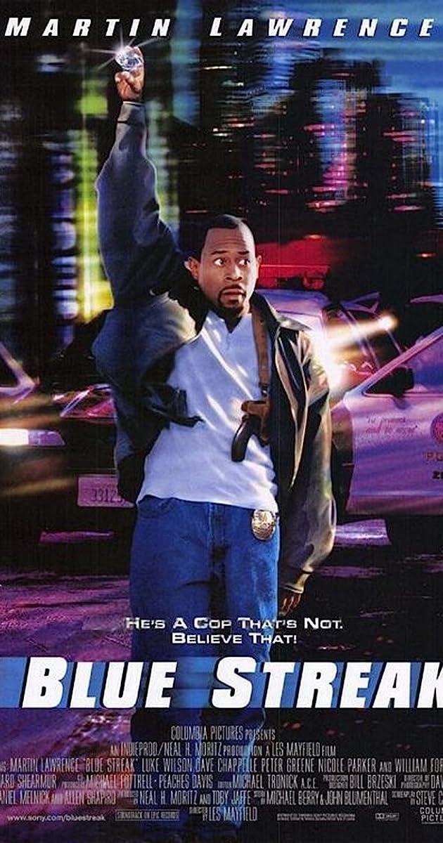 Vagis policininkas / Blue Streak (1999) Online