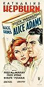 Alice Adams (1935) Poster