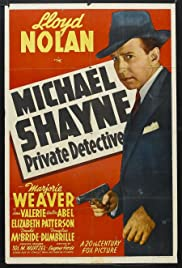 Michael Shayne: Private Detective (1940) Poster - Movie Forum, Cast, Reviews