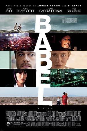 Babel (2006) poster