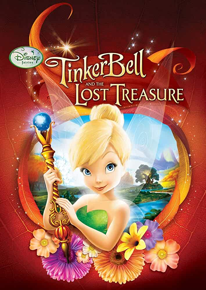Tinker Bell and the Lost Treasure 2009 Hindi Dual Audio 480p BRRip 250MB