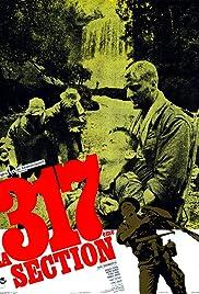La 317ème section Poster