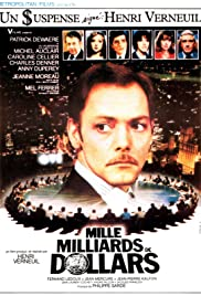 Mille milliards de dollars (1982) Poster - Movie Forum, Cast, Reviews