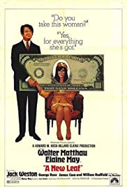 A New Leaf (1971) Poster - Movie Forum, Cast, Reviews