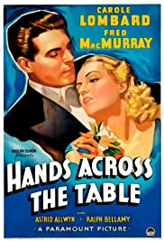 Hands Across the Table (1935) Poster - Movie Forum, Cast, Reviews
