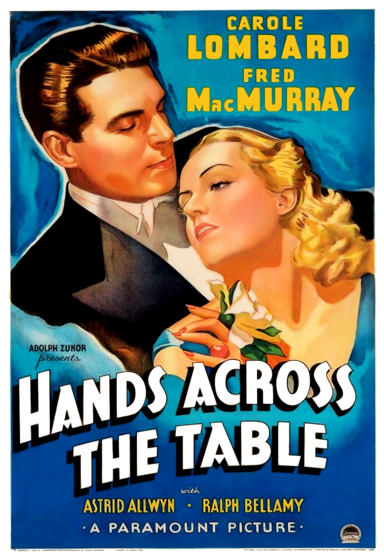 image Hands Across the Table Watch Full Movie Free Online