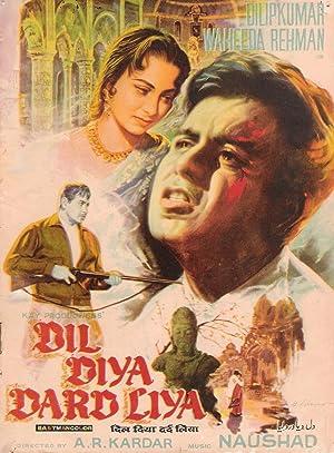 Dil Diya Dard Liya watch online