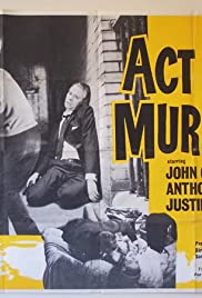 Act of Murder Poster