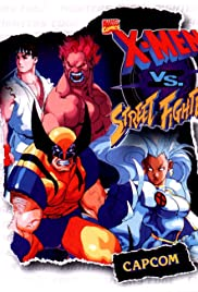 X-Men vs. Street Fighter Poster