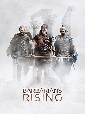 Poster Aufstand der Barbaren
