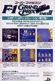 F-1 Grand Prix: Part II Poster