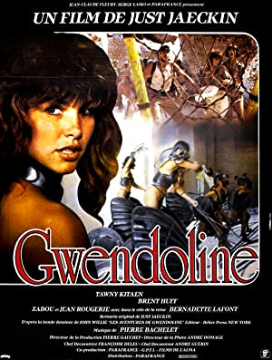 The Perils of Gwendoline in the Land of the Yik Yak poster