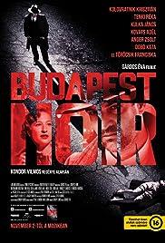 Budapest Noir Poster