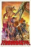 Terrordactyl Attacks in Exclusive Comic-Con Poster