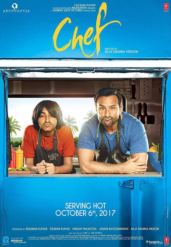 Chef [720p] Hindi Movie Torrent 2017 download